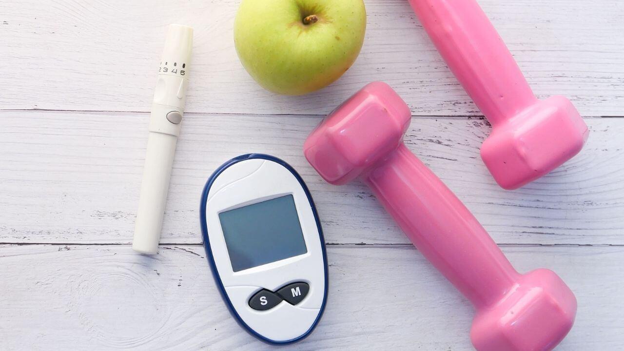Cukorbetegség, és a nordic walking