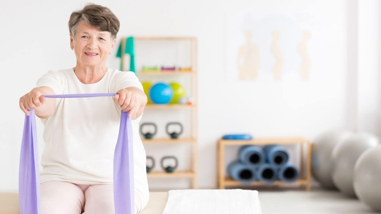 Mozgással, a csontritkulás ellen